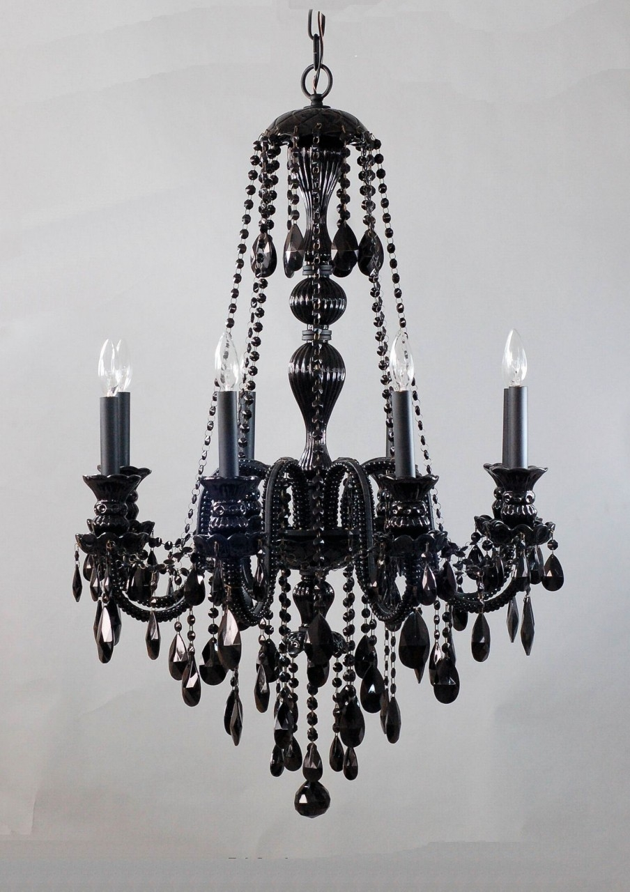 Black Chandelier Lighting Pinterest High Resolution Images For Black Gothic Chandelier (Image 4 of 15)