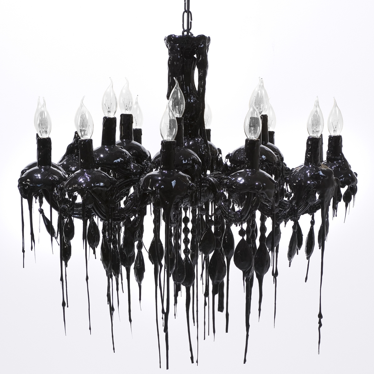 Black Plastic Chandeliers Go To Chinesefurnitureshop For Within Black Gothic Chandelier (View 11 of 15)