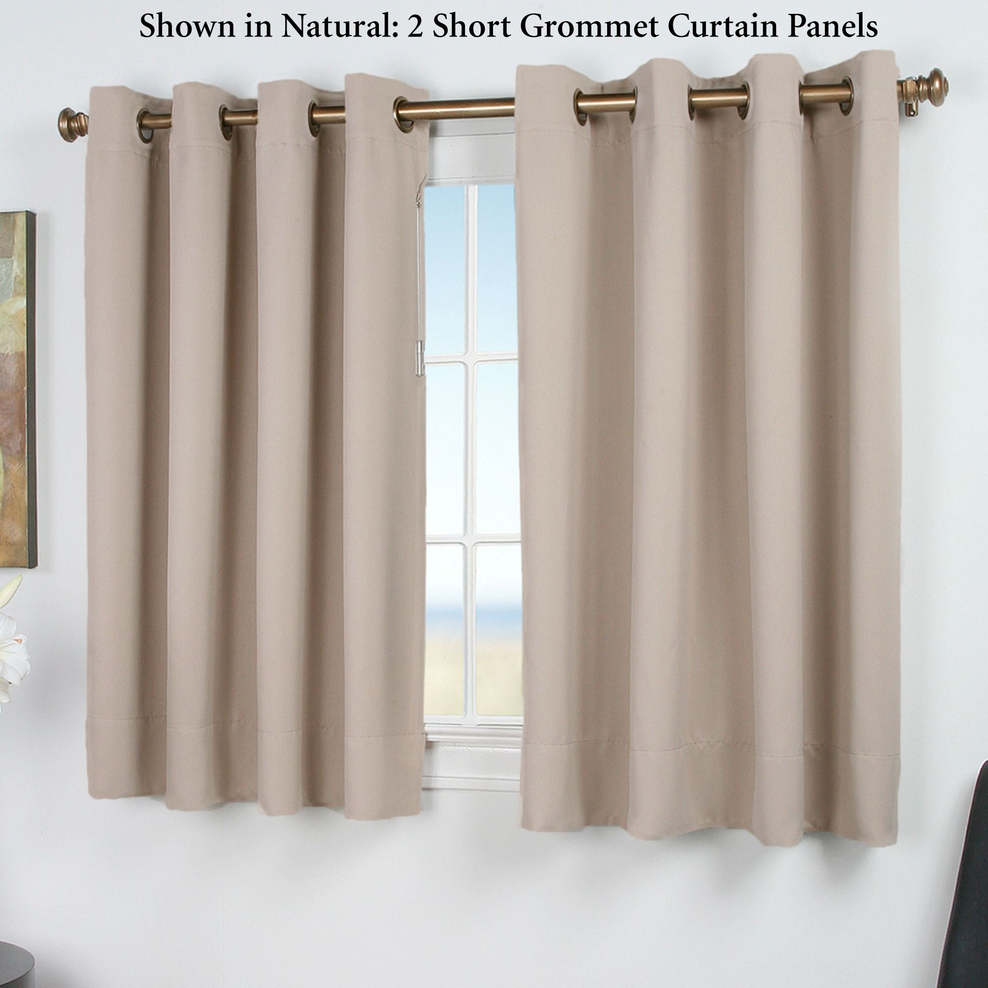 Blackout Curtains And Thermal Curtain Panels Touch Of Class Intended For Thermal And Blackout Curtains (Image 6 of 15)