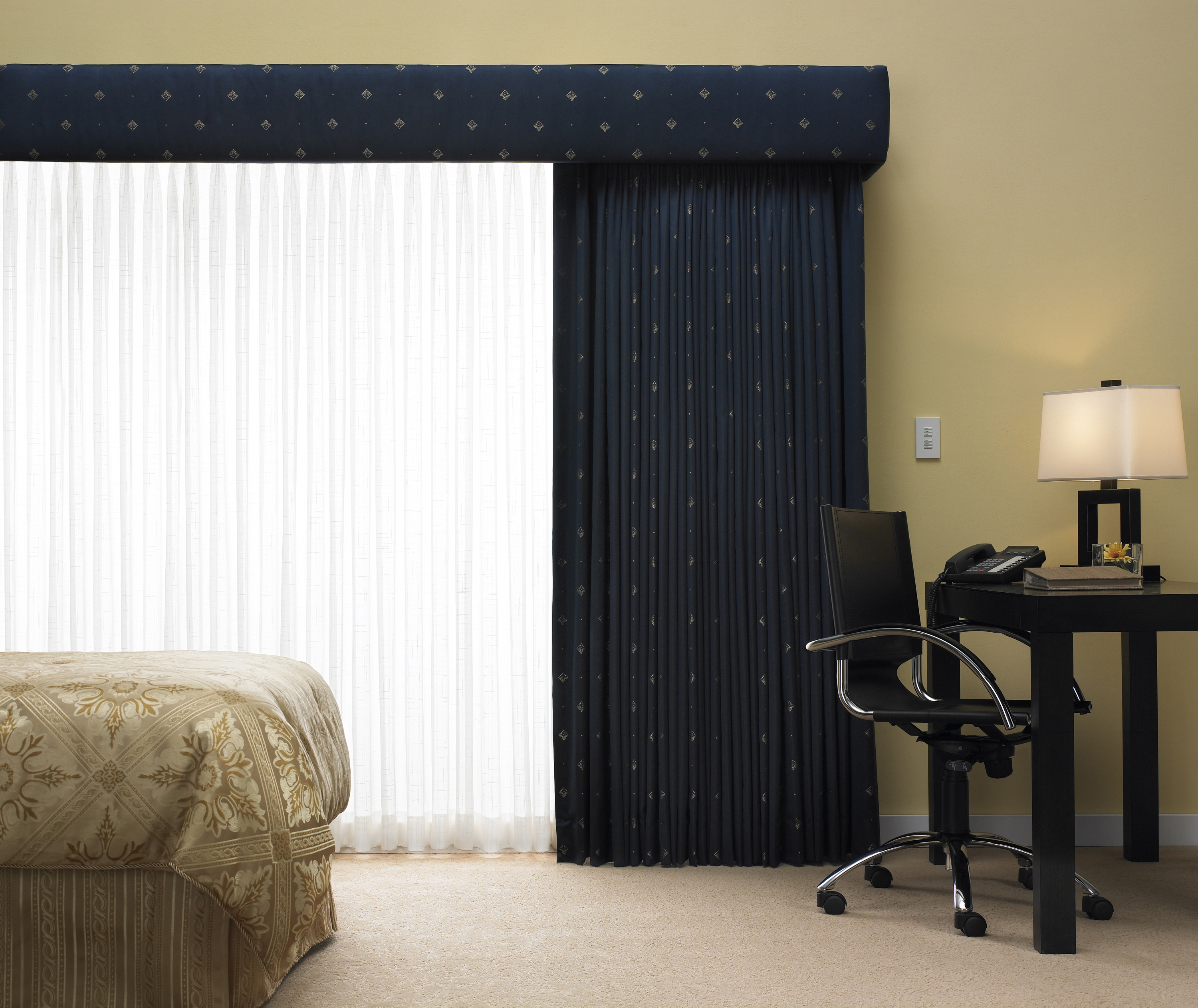 Blackout Curtains Shades 3 Blind Mice Window Coverings Intended For Blackout Curtains And Blinds (Image 4 of 15)