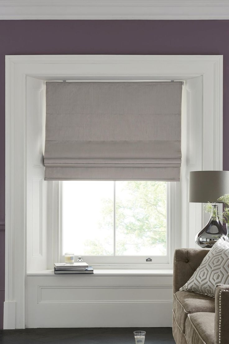 Blackout Roman Blinds Pinterest 25 For Silk Roman Blinds (Image 1 of 15)