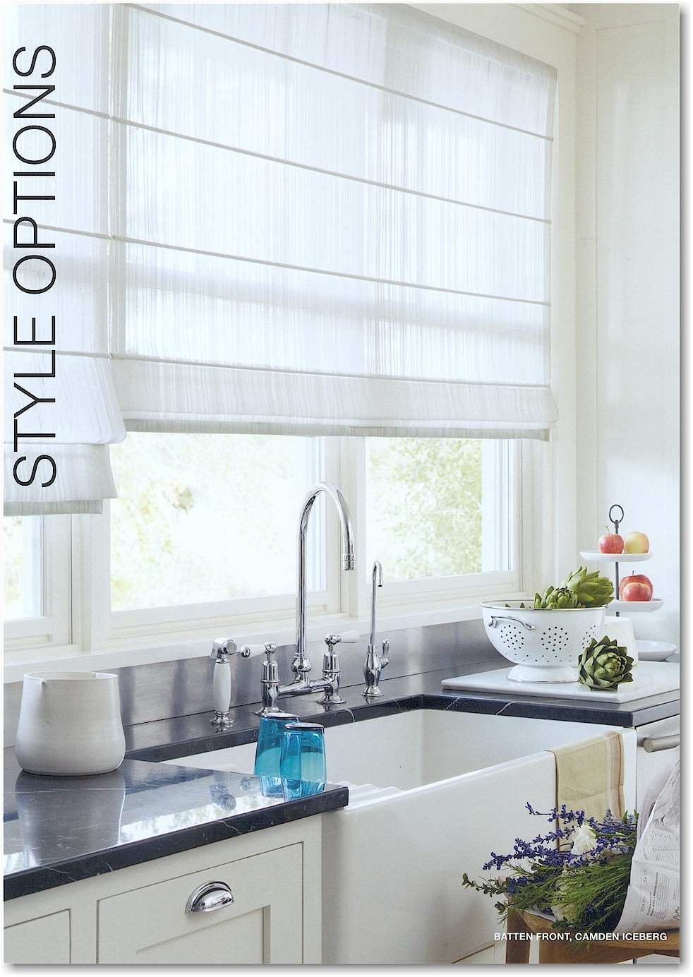 Blind Alley Hunter Douglas Design Studio Roman Shades Portfolio With Regard To Sheer Roman Blinds (Image 2 of 15)