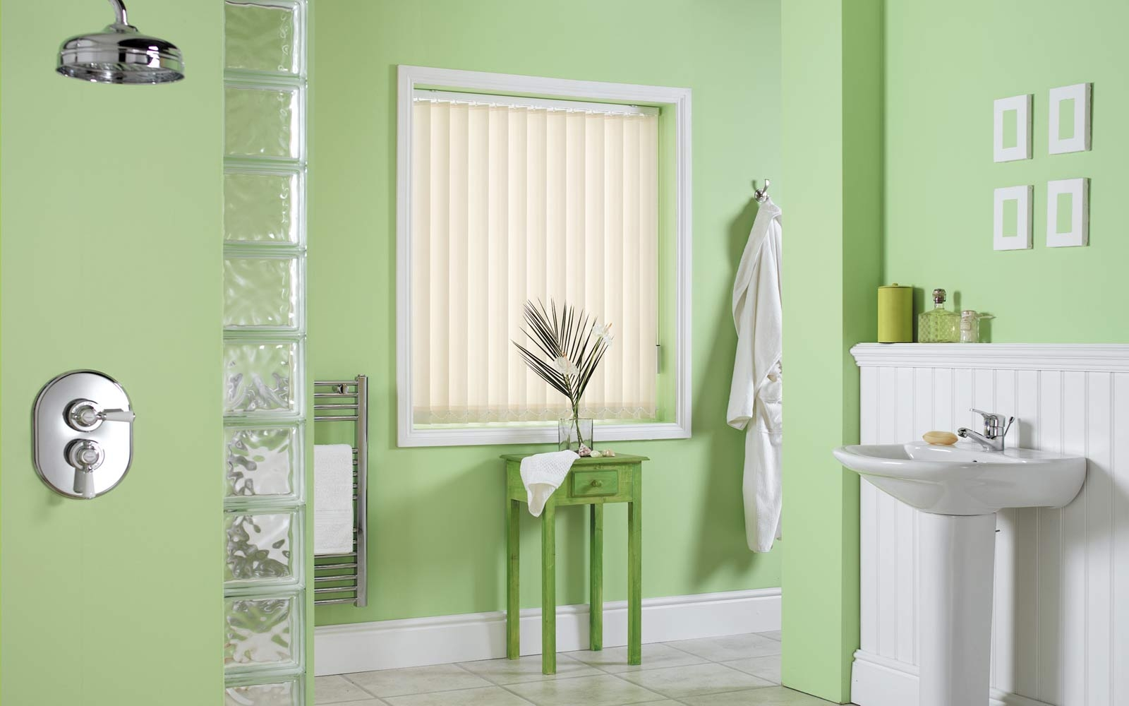 Blinds For A Bathroom Surrey Blinds Shutters Throughout Bathroom Blinds (View 11 of 15)
