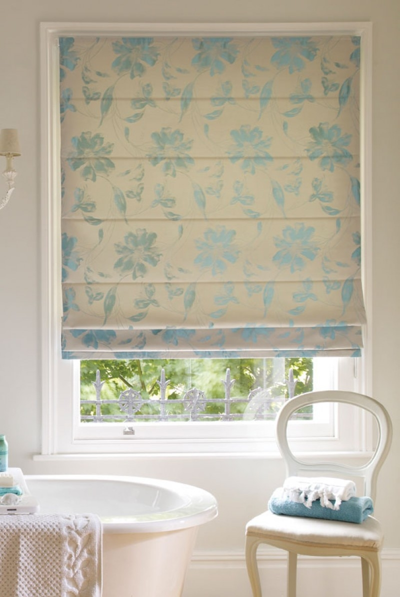 Blinds Roman Blinds Home Style Blinds And Shutters Regarding Neutral Roman Blinds (View 8 of 15)
