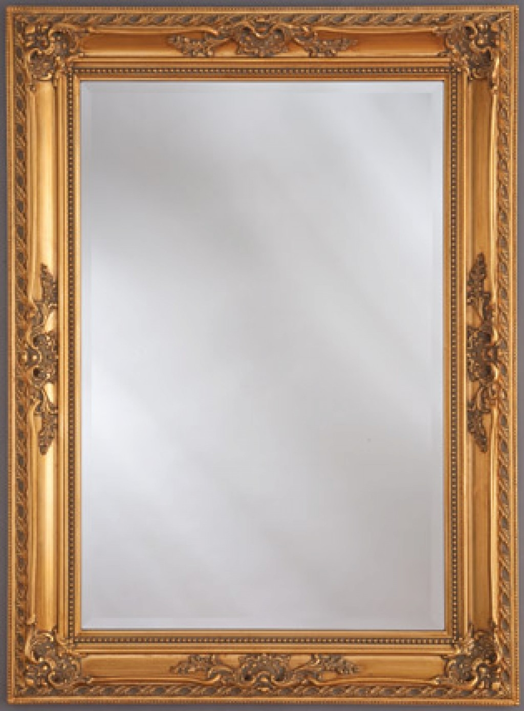 Bm 106 Antique Gold Buy A Mirror Uk For Gold Antique Mirrors (Image 4 of 15)