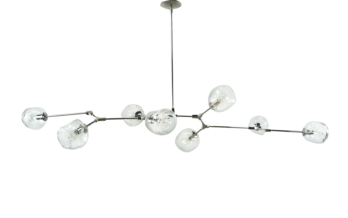 Branching Bubble Modern Chandelier With Regard To Modern Chandelier (Image 2 of 15)