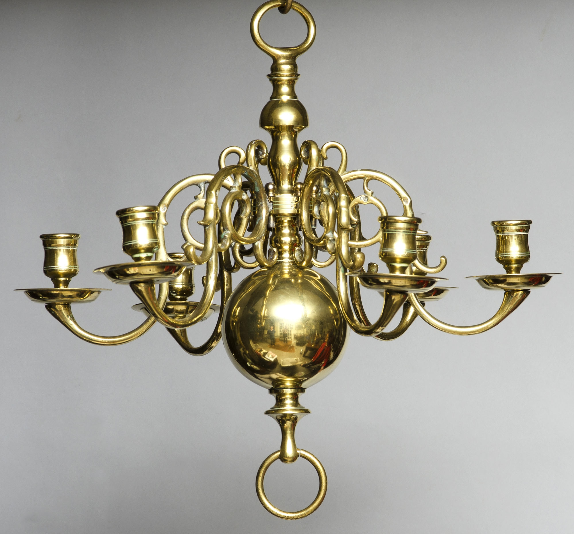 Brass Chandelier Vintage For Your Decorating Home Ideas With Brass Intended For Vintage Brass Chandeliers (Image 3 of 15)