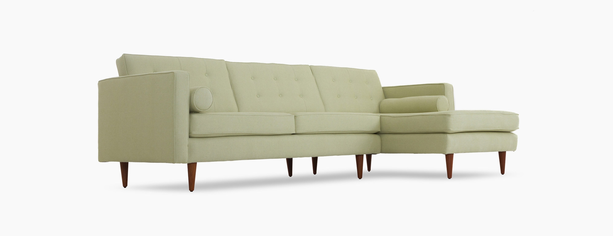 Braxton Sectional Joybird Throughout Braxton Sectional Sofa (Image 8 of 15)