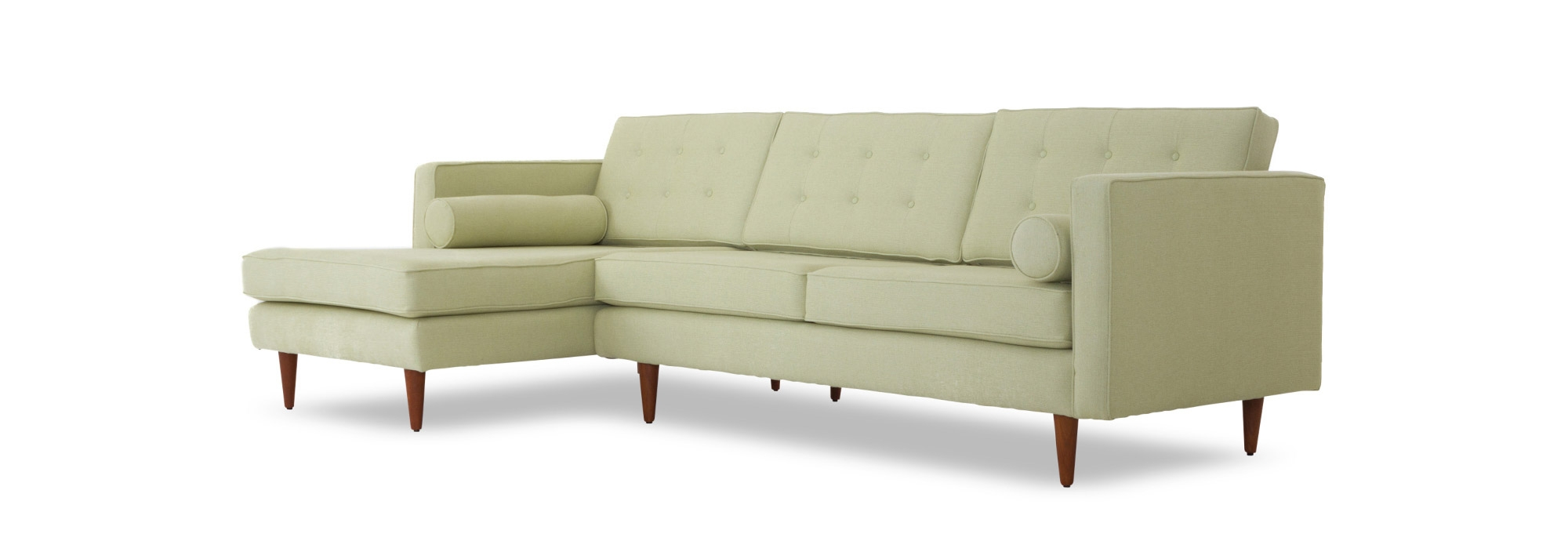 Braxton Sectional Joybird With Regard To Braxton Sectional Sofa (Image 9 of 15)