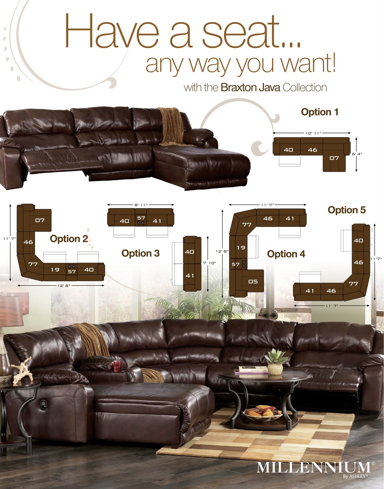 Braxton Sectional Sofa Reviews Rs Gold Sofa Pertaining To Braxton Sectional Sofa (Image 10 of 15)