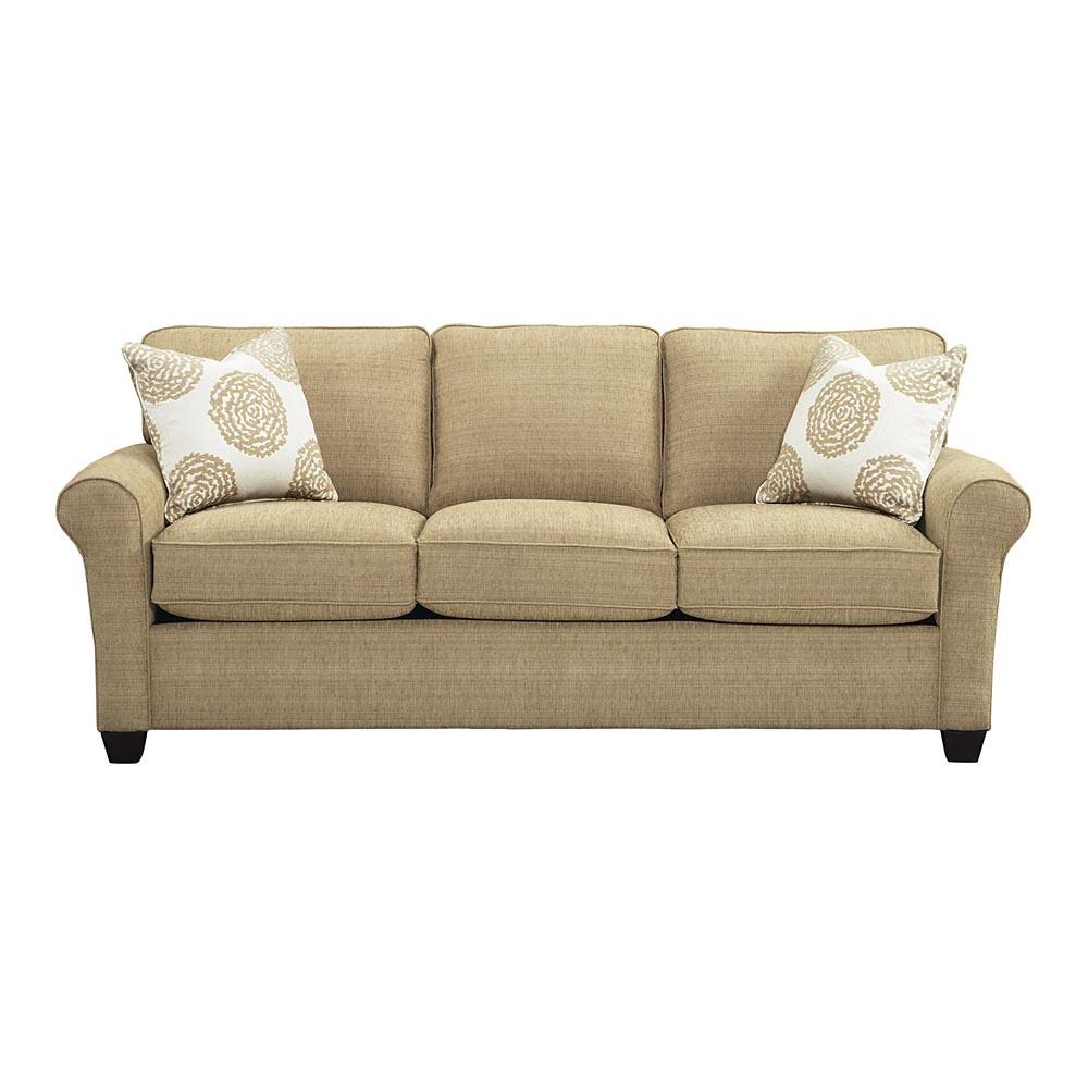 Brewster Sofa Bassett Furniture Bassett Sofas Loveseats For Bassett Sofa Bed (Photo 5 of 15)