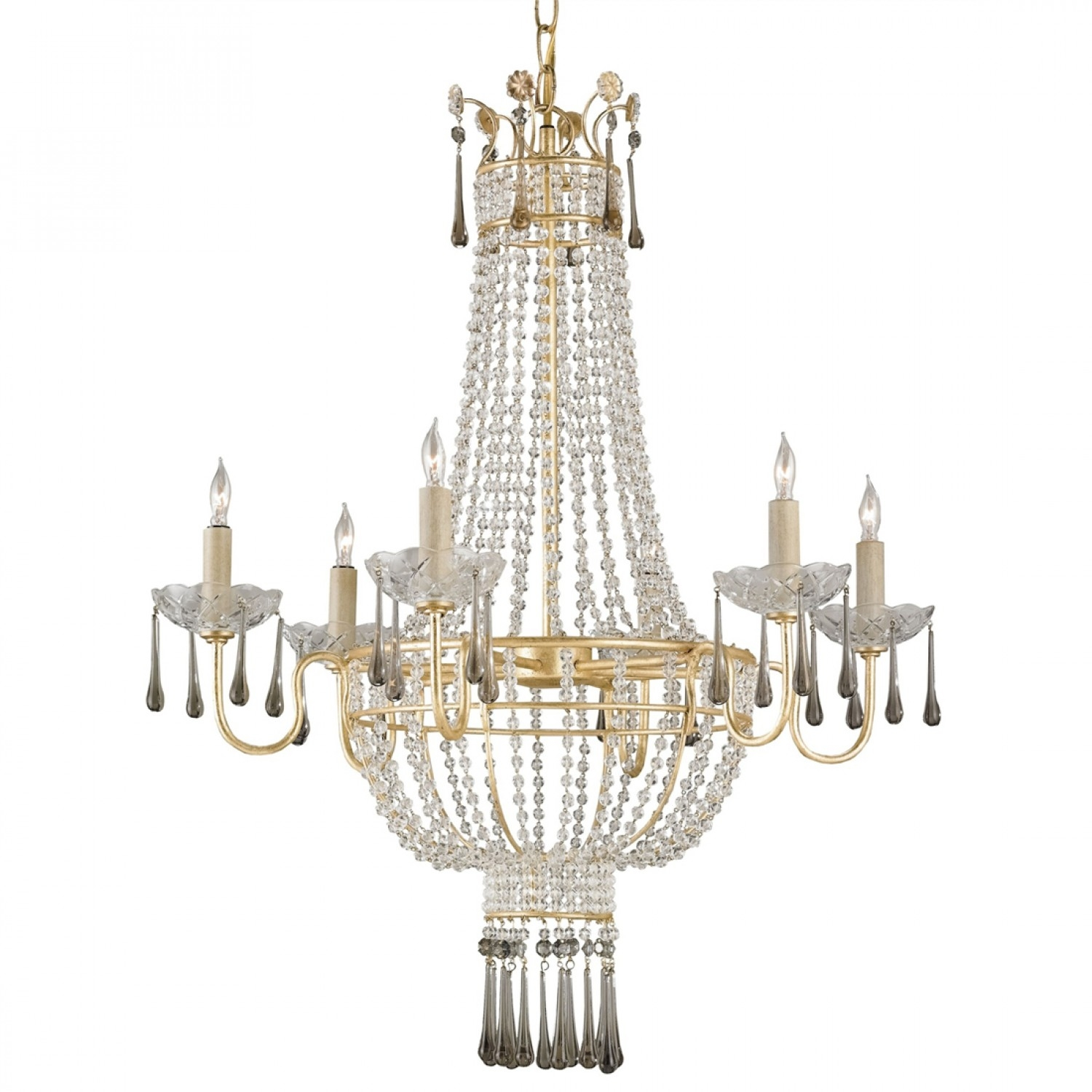 Brilliant Bulbs Cool Chandeliers With Brushed Bronze Hanger As For Vintage Style Chandeliers (Image 3 of 15)