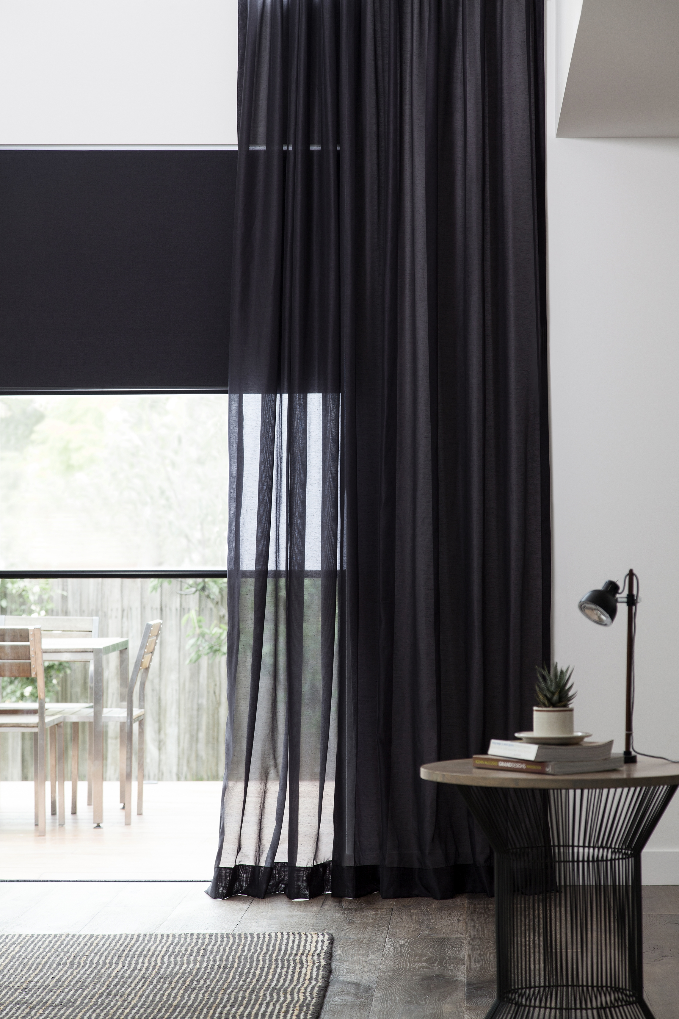 Bristol Pinch Pleat Sheer Curtains Grey Blinds Curtains Pertaining To Luxury Blinds And Curtains (Image 4 of 15)
