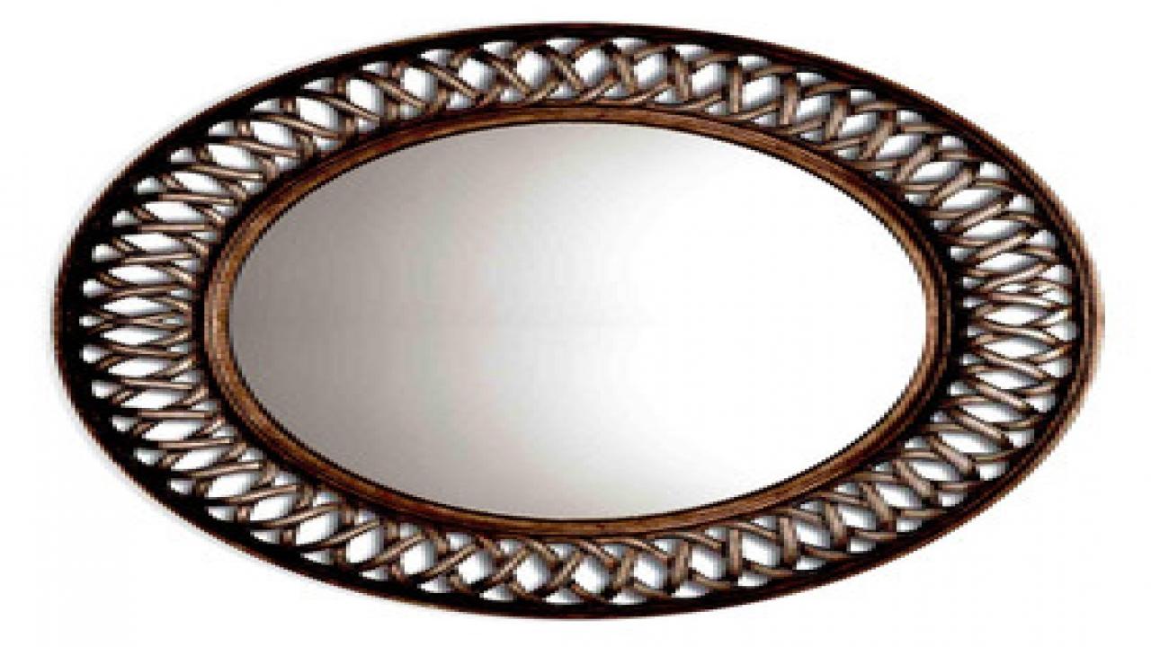 Bronze Wall Mirrors Tonyswadenalocker Within Bronze Mosaic Mirror (Image 5 of 15)