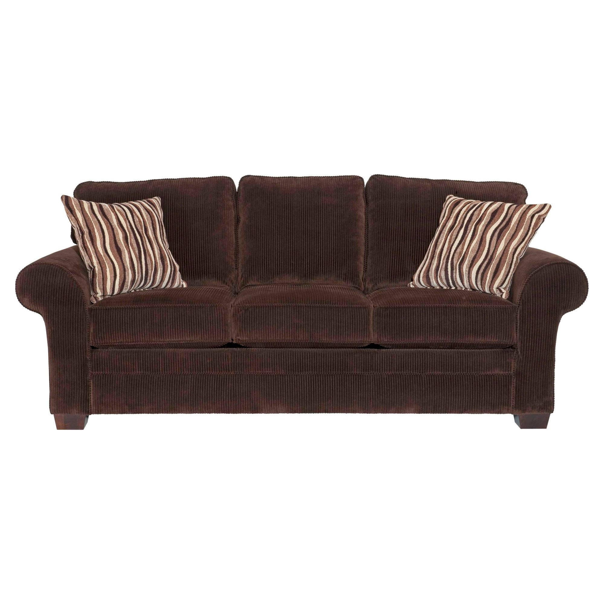 Broyhill Zachary Sofa Reviews Wayfair Throughout Broyhill Sectional Sofas (Image 10 of 15)