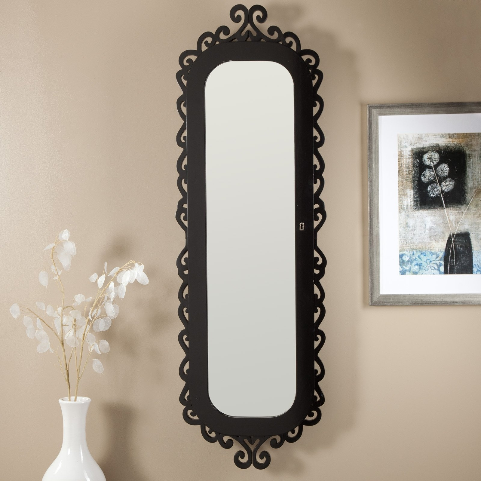 Buy Bathroom Mirrors Online Creative Bathroom Decoration Throughout Vintage Mirrors Cheap (Image 3 of 15)