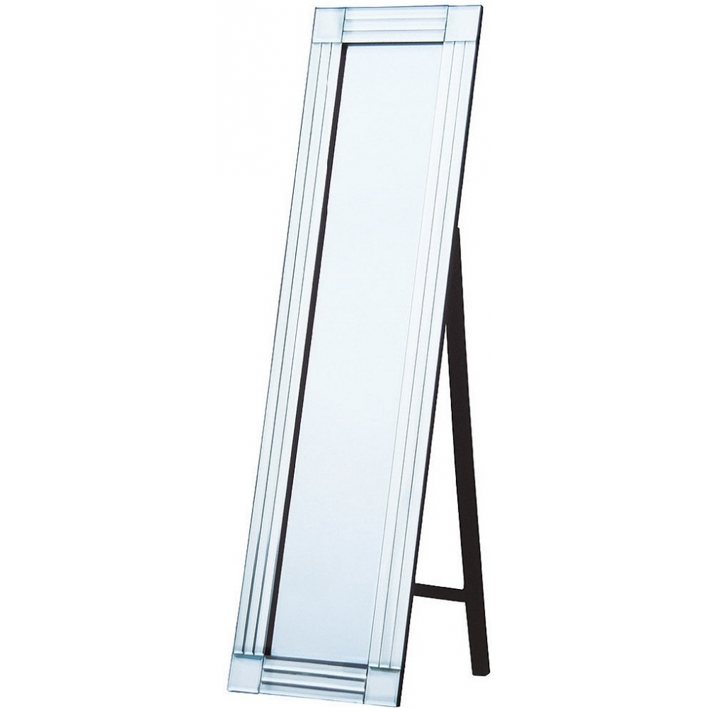 Buy Dashing I Free Standing Dress Mirror Pertaining To Dress Mirrors Free Standing (Image 7 of 15)