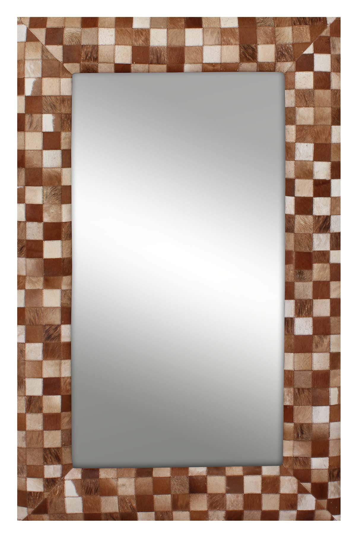 Buy Mirror Frame Online In India At Best Prices Throughout Leather Mirrors (View 14 of 15)