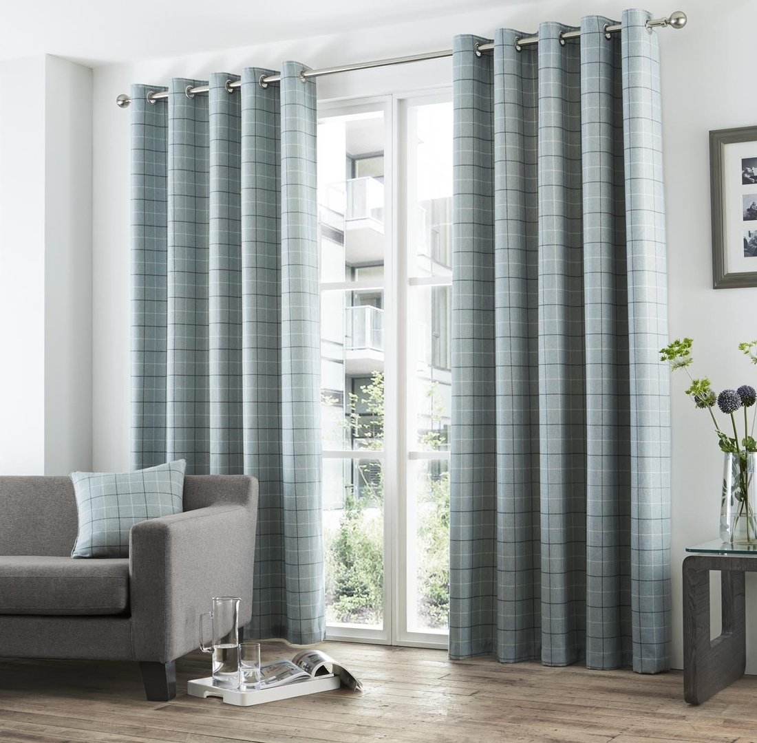Buy Readymade Curtains Online Eyelet Curtains Decorhomcouk Pertaining To Ready Made Draperies (Image 3 of 15)