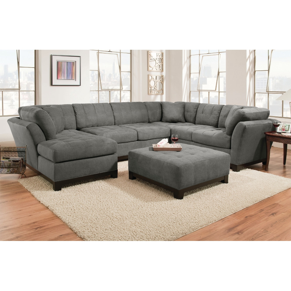 Buy Sectional Sofas And Living Room Furniture Conns Inside Craftsman  Sectional Sofa