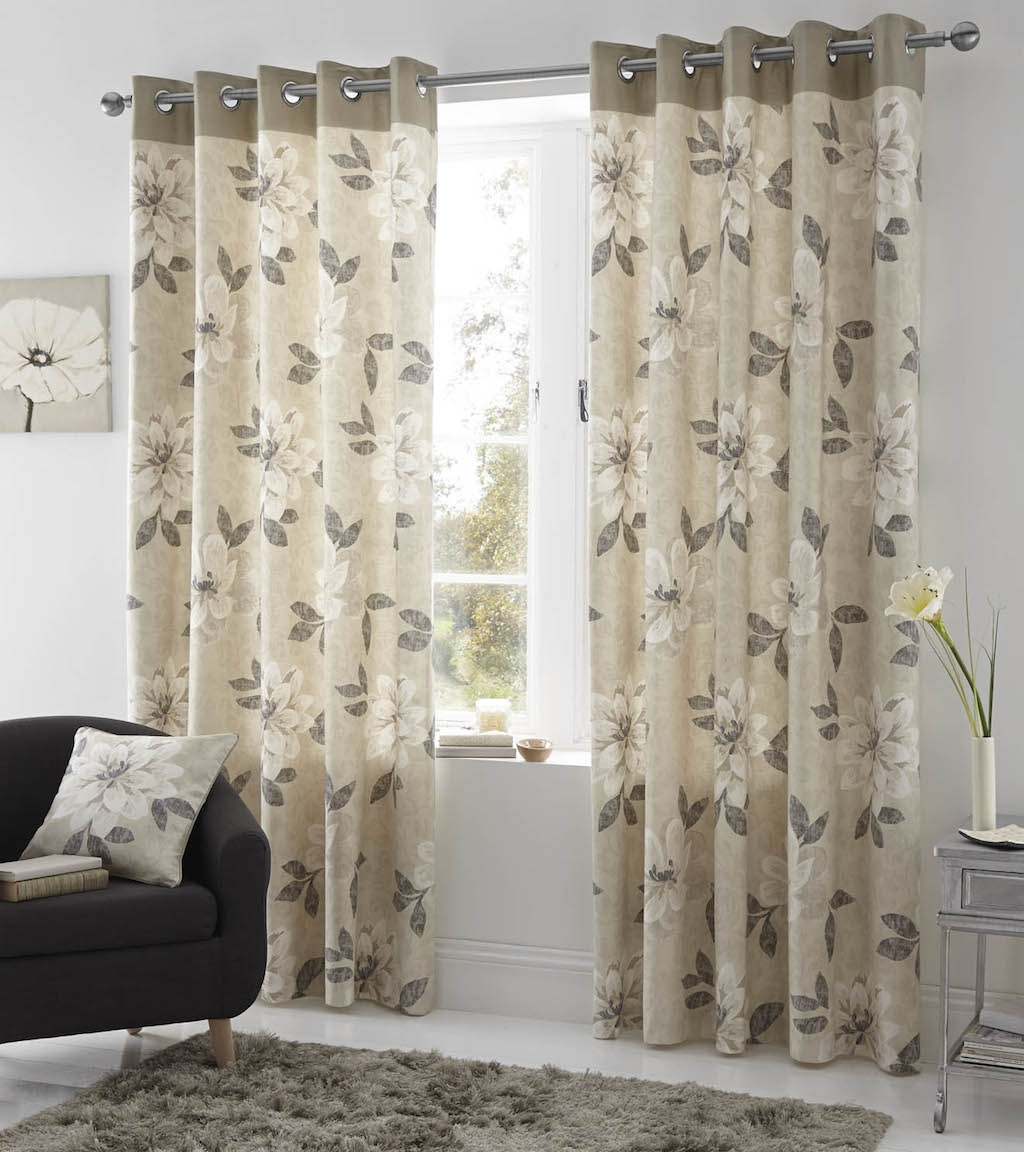 Buy Shawsdirect Annabella Ring Top Curtains Online At Www Inside Lined Cotton Curtains (Image 6 of 15)