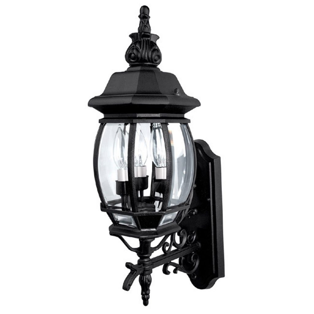 Capital Outdoor Wall Sconces Lighting Fixtures Lights And Home For Black Chandelier Wall Lights (Image 7 of 15)