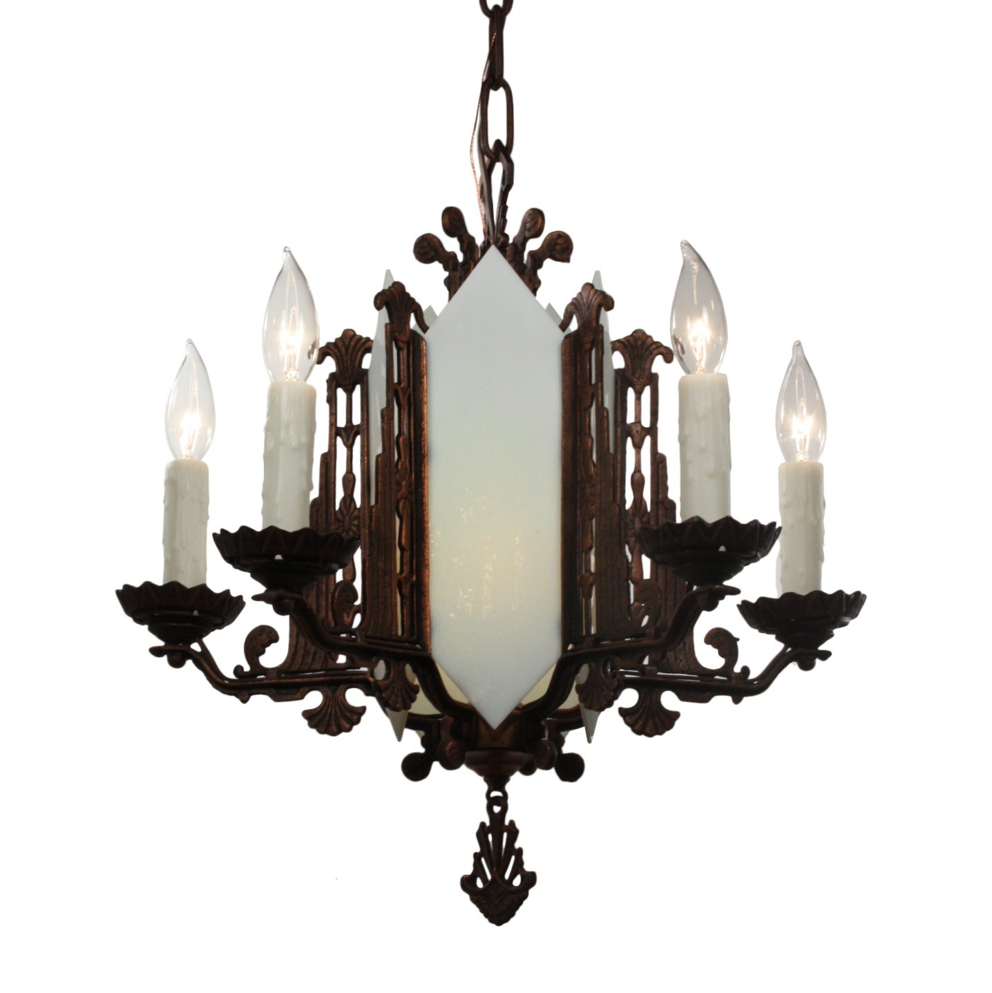 Cast Iron Chandelier Antique Antique Furniture In Cast Iron Antique Chandelier (Image 10 of 15)