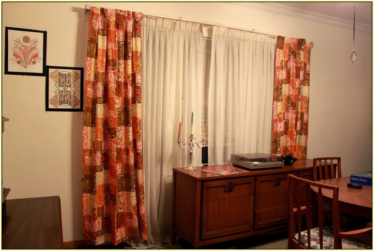 Century Modern Curtains With Regard To Mid Century Modern Curtains (Image 4  of 15)