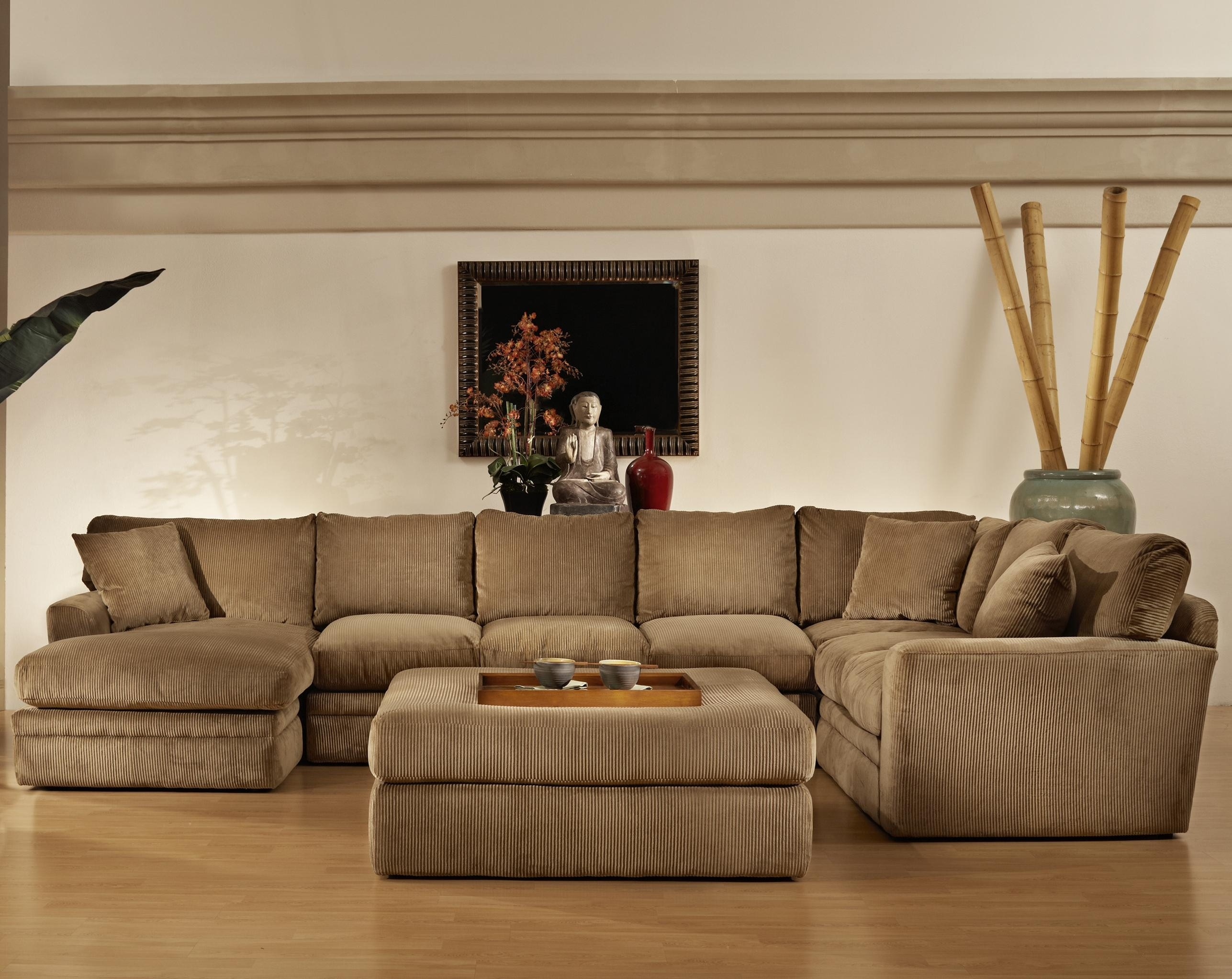 Chaise Lounge Sofa Slipcover Franco Slipcover Lounge Hires New Within 3 Piece Sectional Sofa Slipcovers (Image 5 of 15)