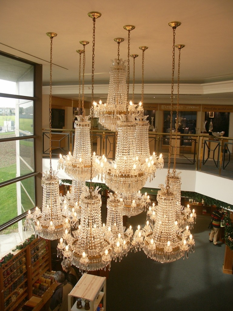 Chandelier Amusing Large Chandeliers For Foyer Foyer Lighting Low Inside Large Chandeliers (Image 3 of 15)