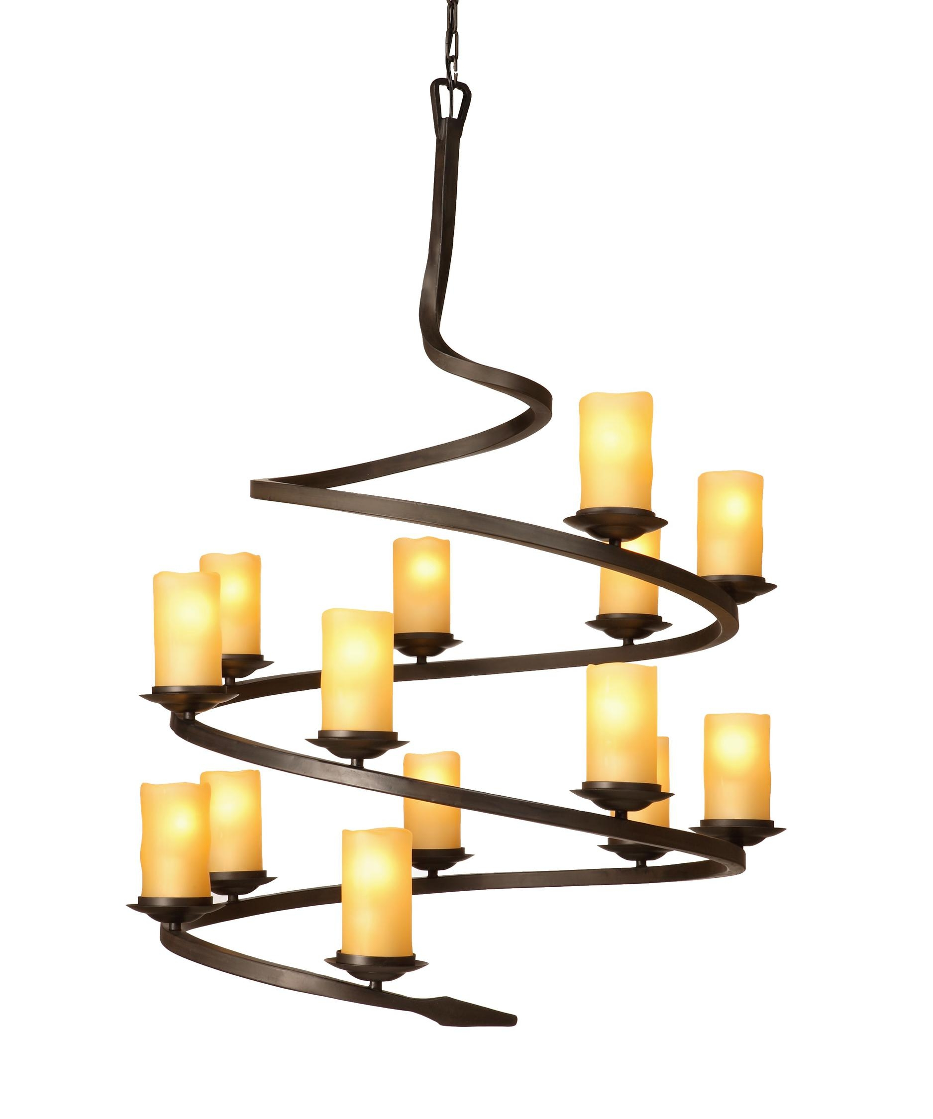 Featured Image of Candle Light Chandelier