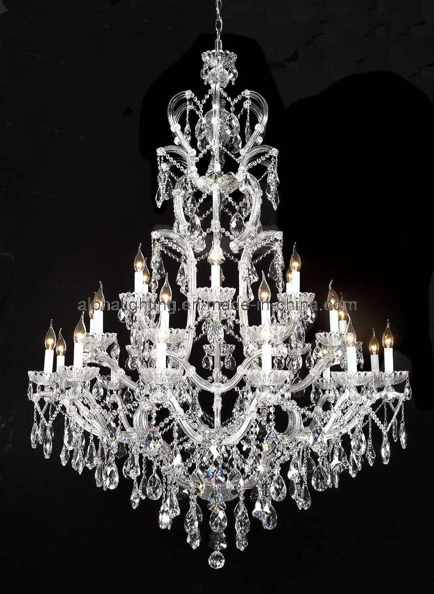 Chandelier Crystal Chandelier Lamp Chande Pinterest For Crystal Chandeliers (Image 2 of 15)
