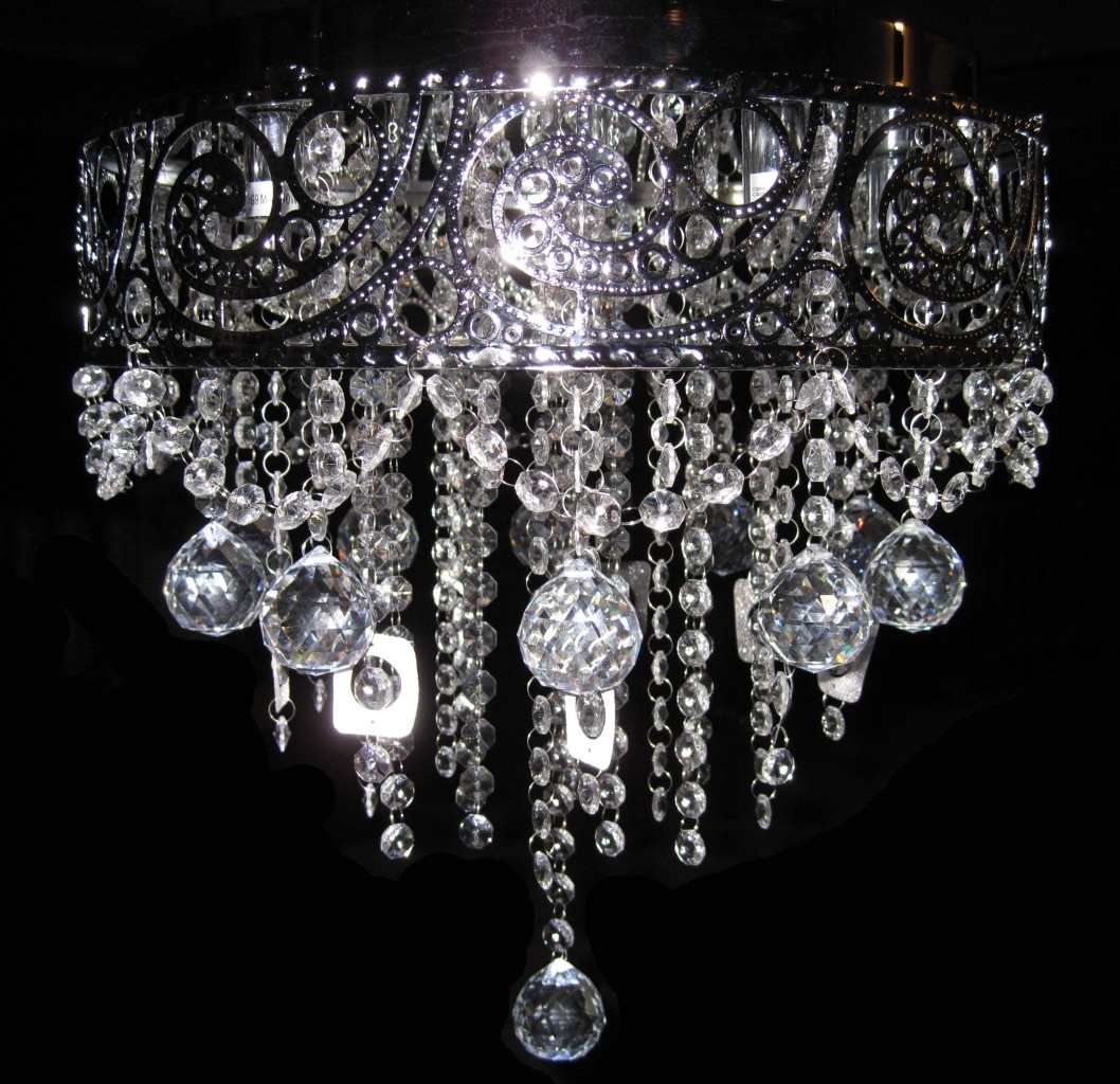 Chandelier Crystals Home Design Ideas Inside Lead Crystal Chandeliers (Image 10 of 15)