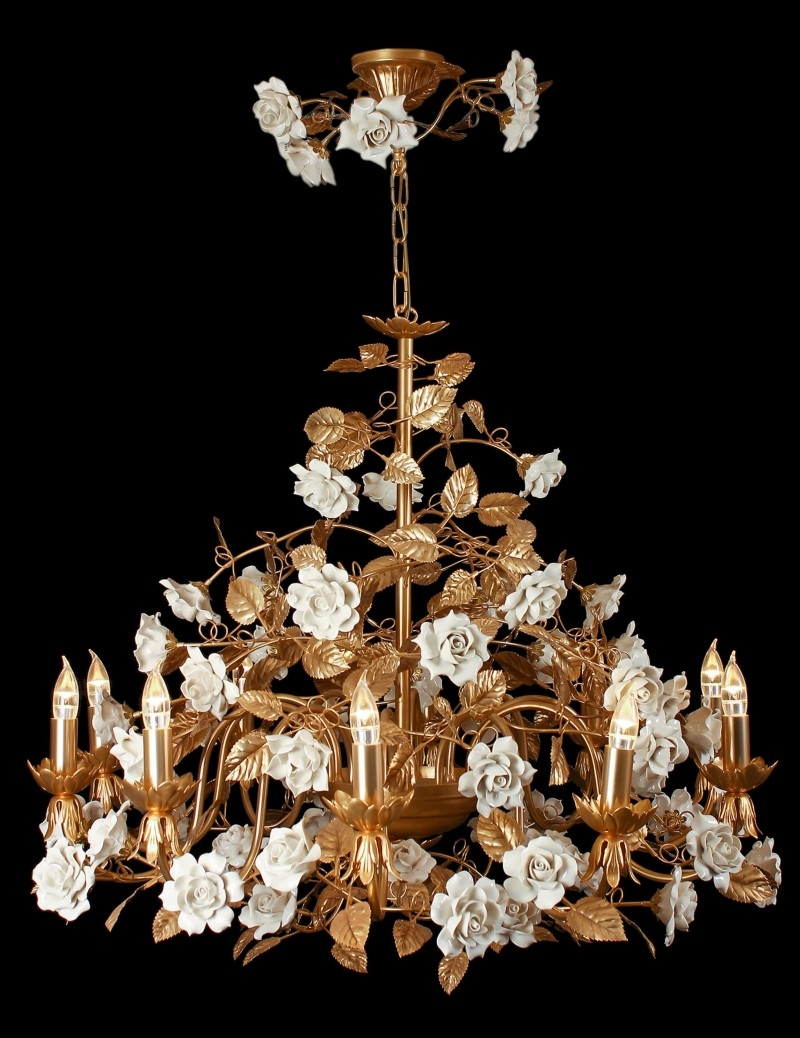 Chandelier Definition Lightupmyparty Pertaining To Chandeliers Vintage (Image 6 of 15)
