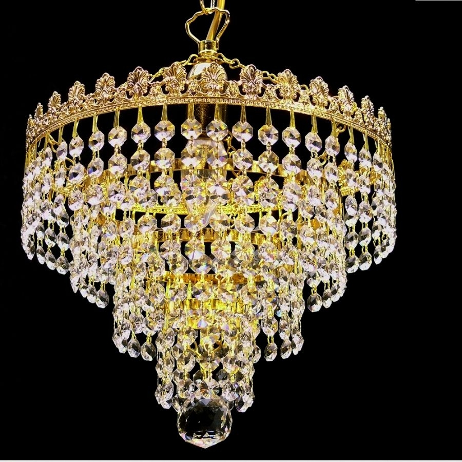 Chandelier For Low Ceiling Living Room Home Furnishing With Regard To Chandelier For Low Ceiling (Image 6 of 15)