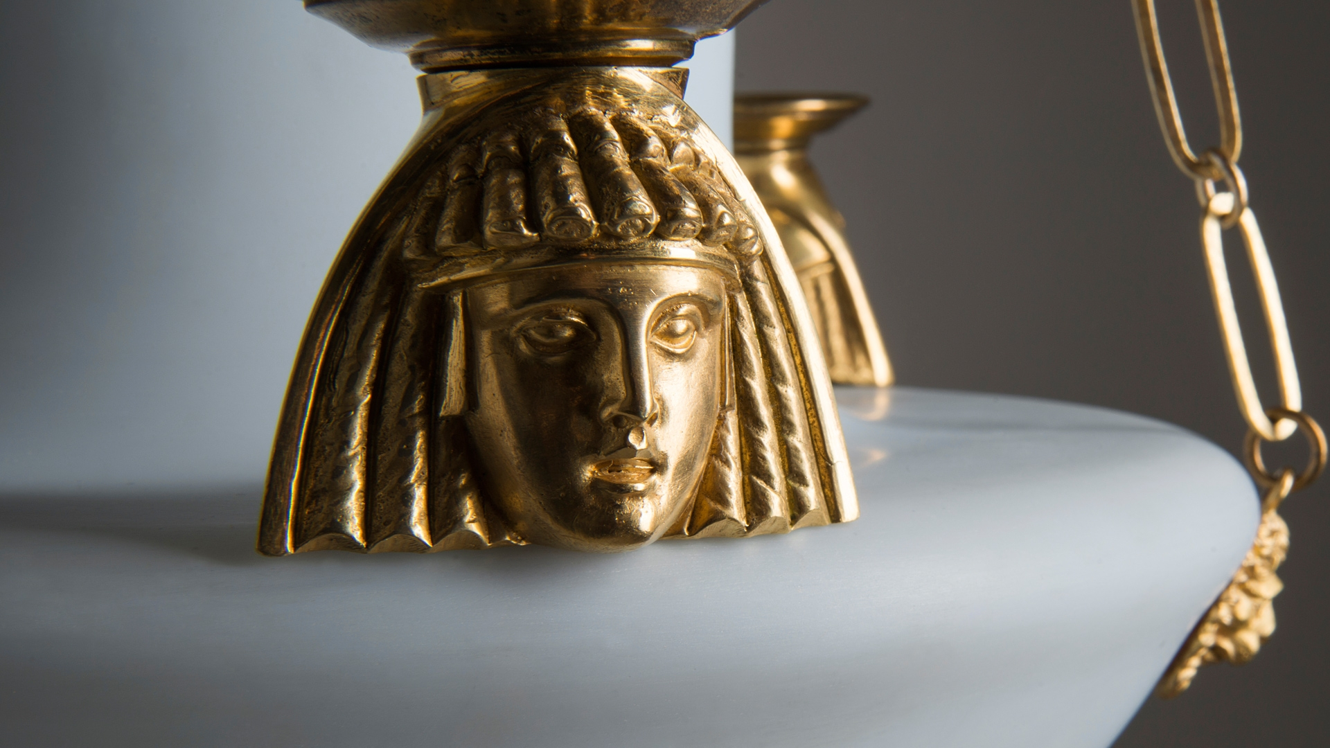 Featured Image of Egyptian Chandelier