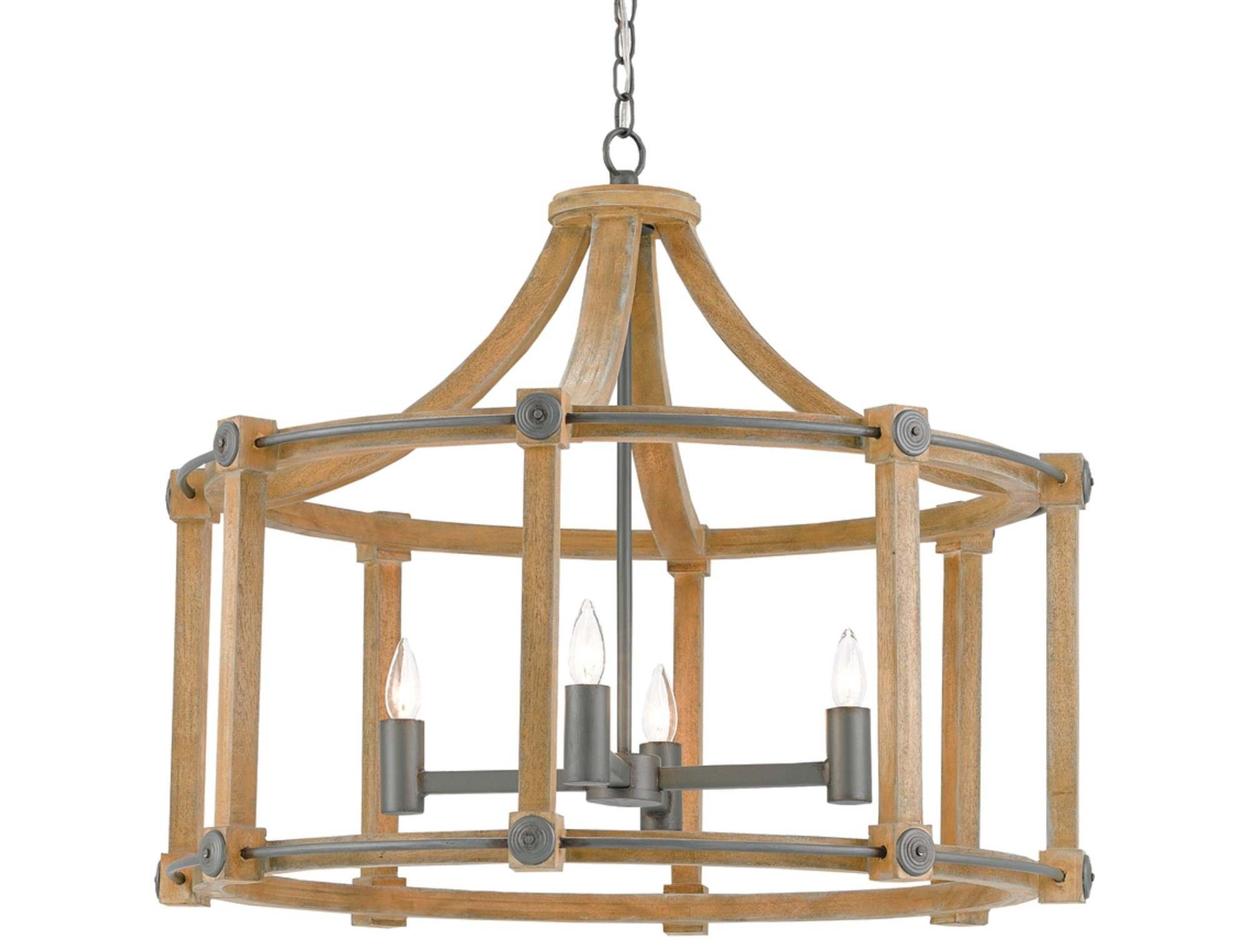 Chandelier Lighting Modern Chandeliers Currey And Company Pertaining To Modern Wrought Iron Chandeliers (View 13 of 15)
