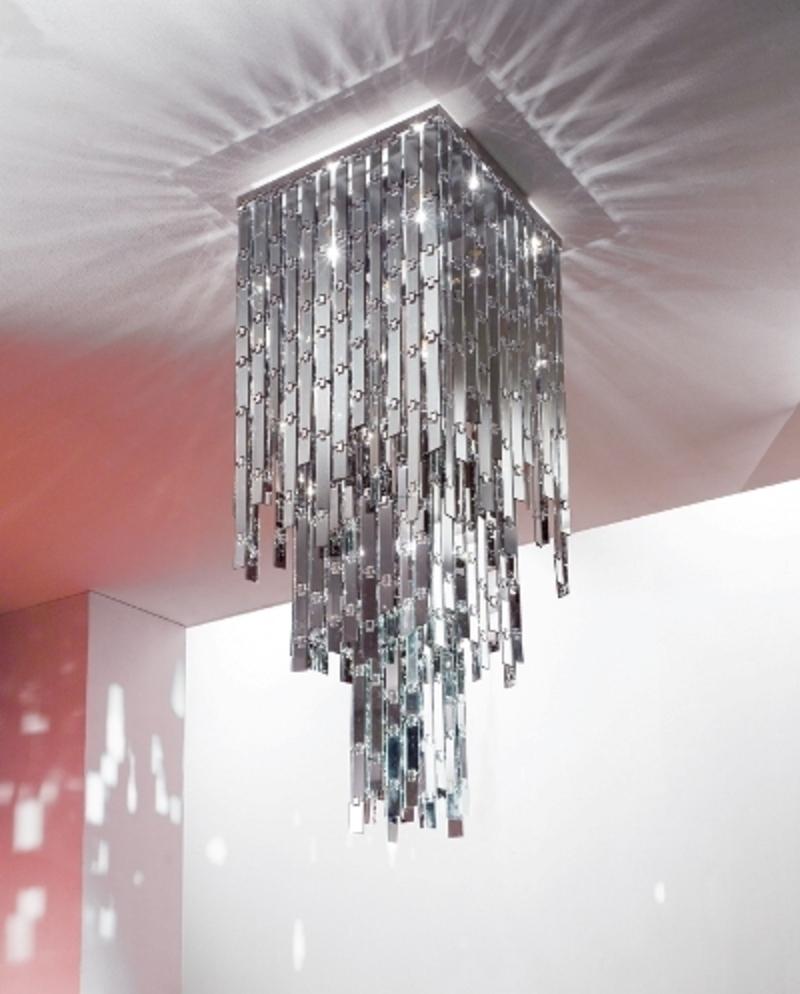 Chandelier Lighting Modern Furniture Ideas Throughout Modern Chandelier Lighting (Image 5 of 15)
