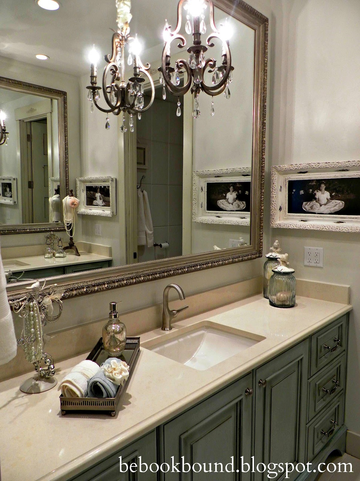 Chandelier Over Bathtub 132 Bathroom Style On Chandelier Above For Chandelier In The Bathroom (Image 13 of 15)