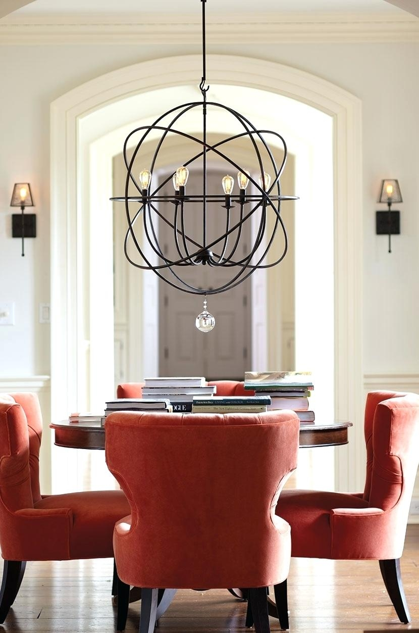 Chandelier Plug In Drylight S18 Led Outdoor Chandelier Modern Throughout Small Shabby Chic Chandelier (Image 3 of 15)