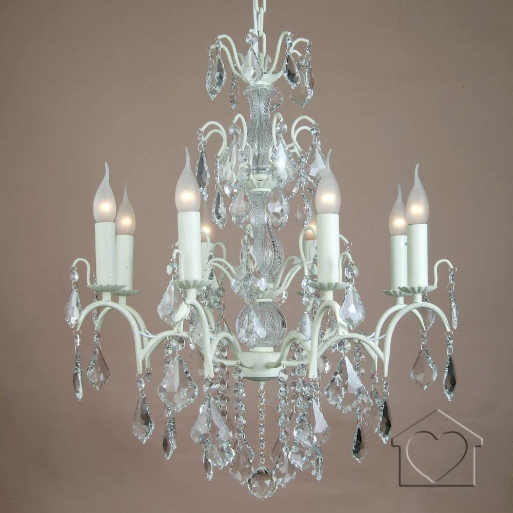 Chandeliers A Great Range Of Chandeliers From Listers Interiors With Cream Chandeliers (Image 4 of 15)