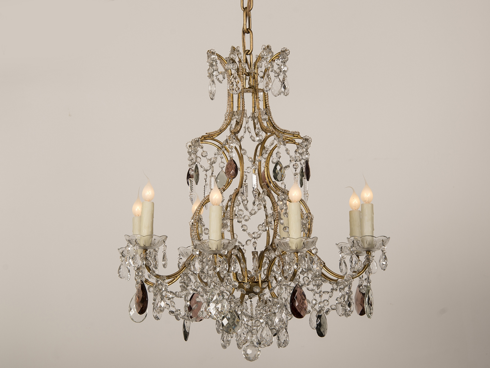 Chandeliers Carl Moore Antiques With Regard To Scandinavian Chandeliers (Image 4 of 15)
