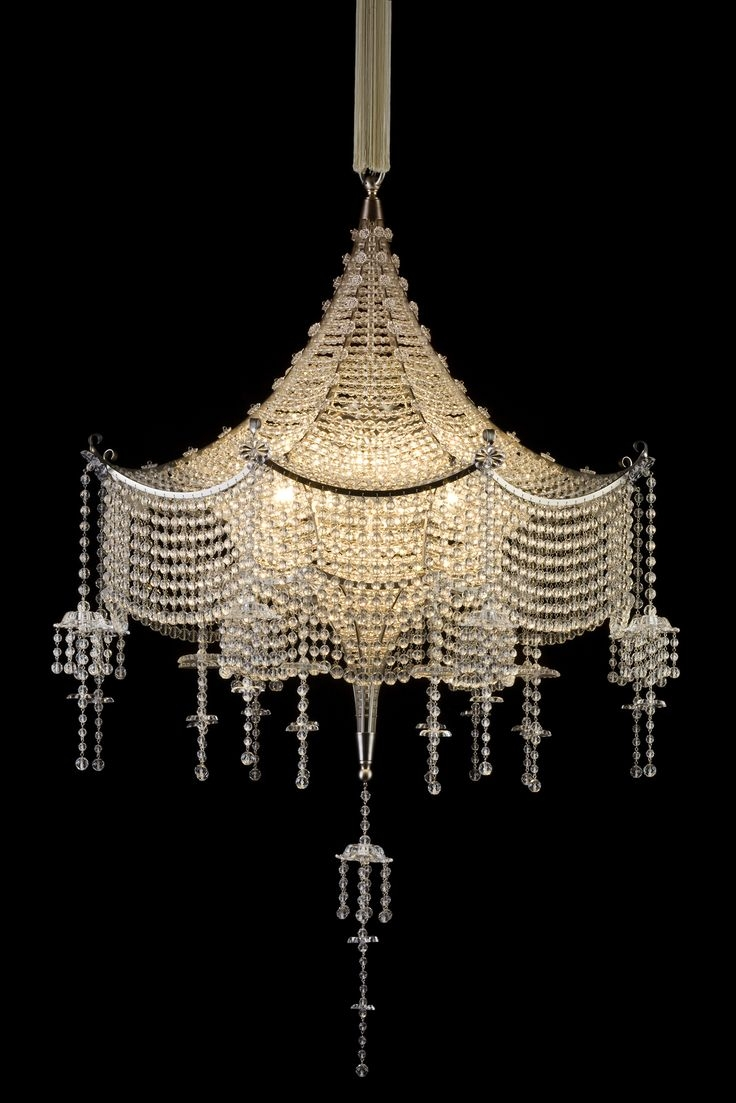 Chandeliers Crystals 10 Handpicked Ideas To Discover In Design Throughout Expensive Chandeliers (Image 5 of 15)