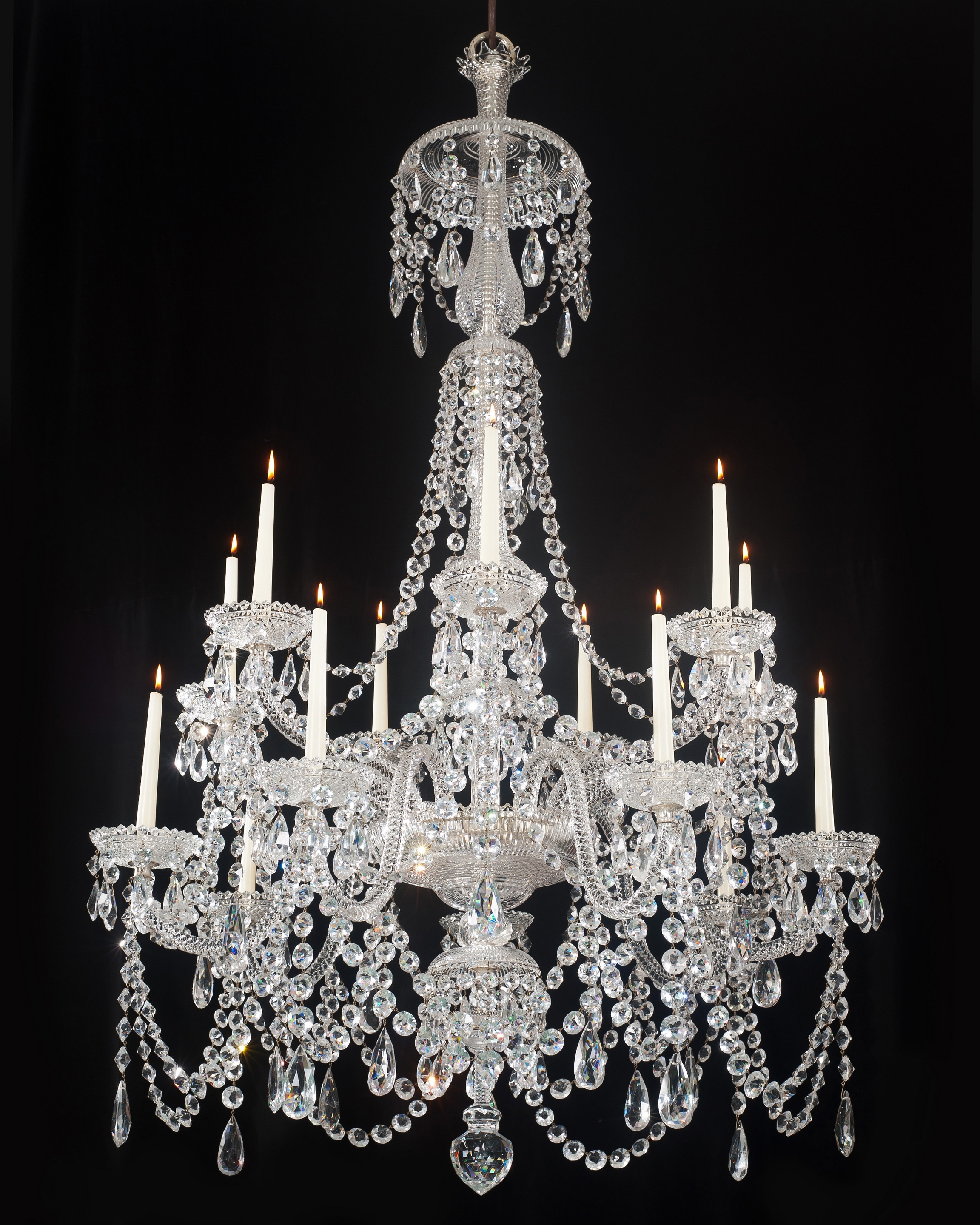 Chandeliers London The Uks Premier Antiques Portal Online With Antique Chandeliers (Image 8 of 15)