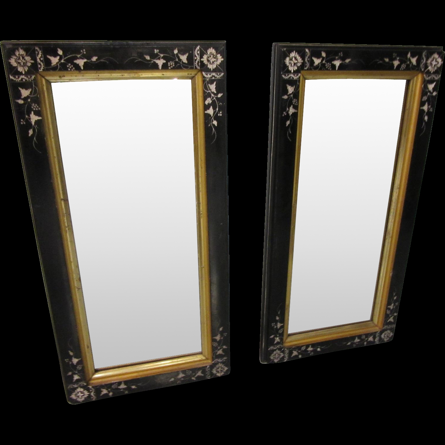 Charming Decoration Gold Framed Wall Mirror Valuable Gala Gold In Long Gold Mirror (View 6 of 15)