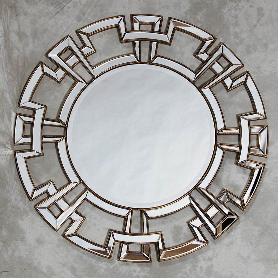 Charming Design Large Round Wall Mirrors Interesting Ideas Mirrors Regarding Round Mirrors Large (Image 4 of 15)