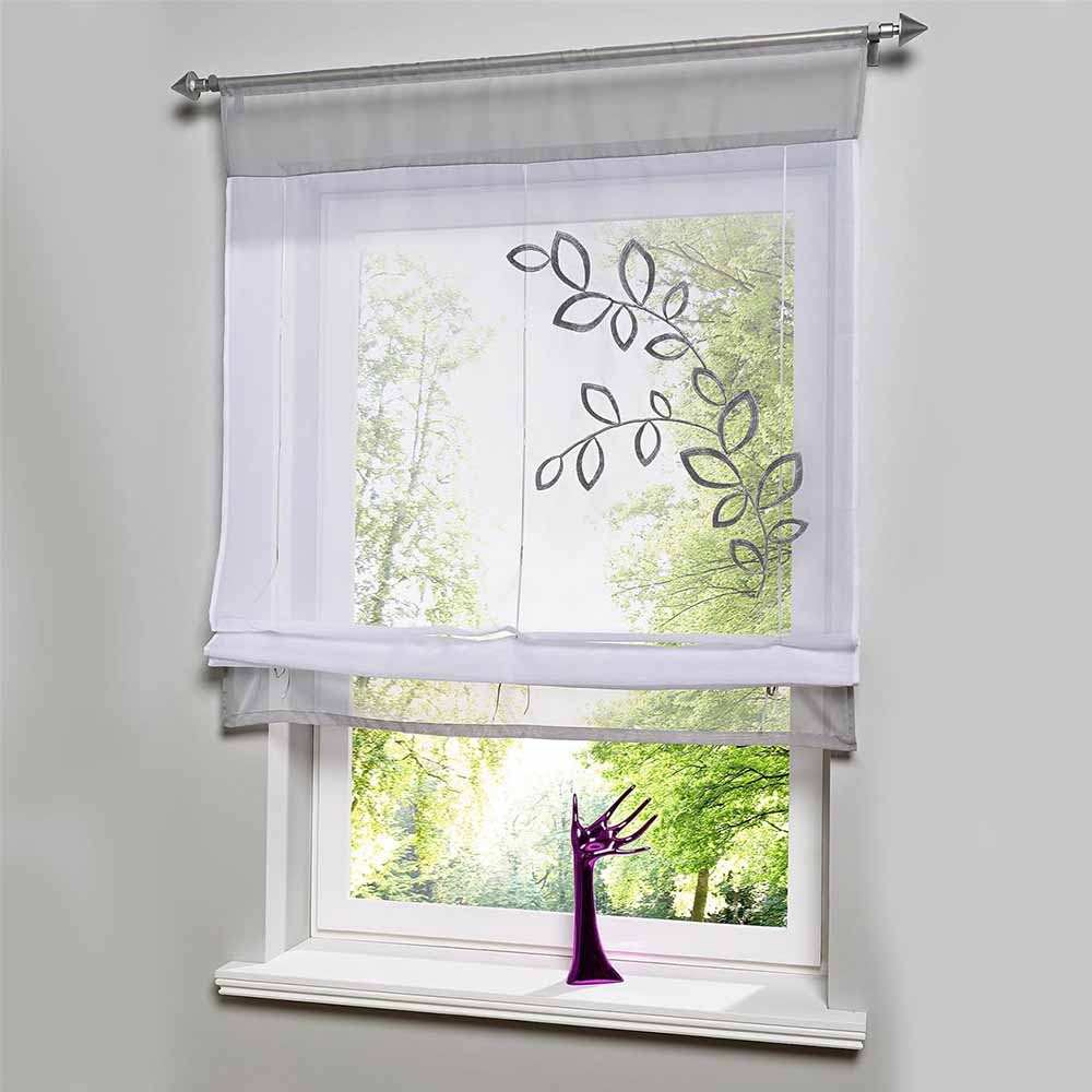Cheap Roman Blinds For This Guide Weu0027re Going To Discuss Pertaining To Voile Blinds (View 13 of 15)