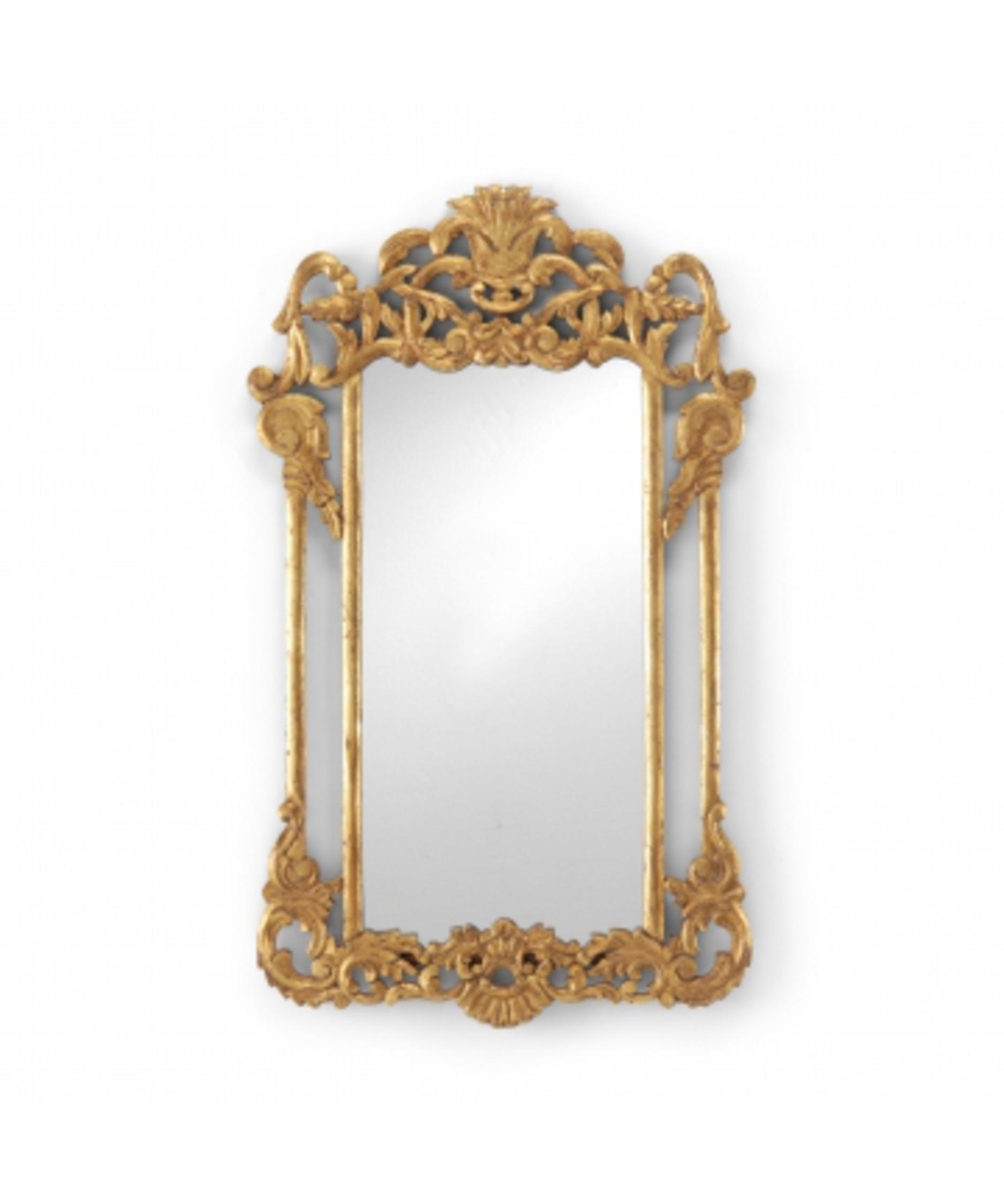 Chelsea House 381484 Ornate Framed Wall Mirror Capitol Lighting For Ornate Wall Mirror (Image 2 of 15)