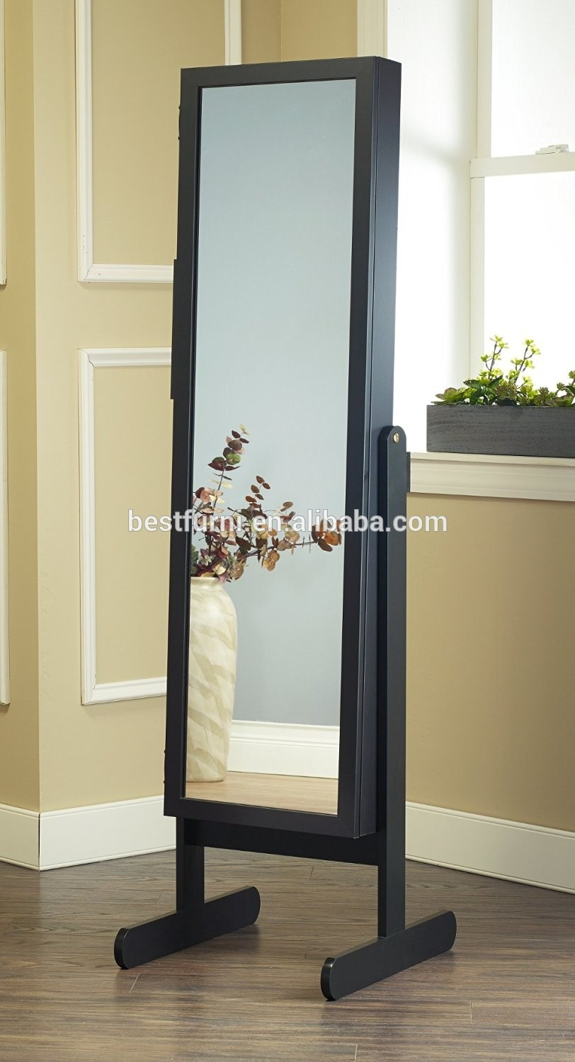 Cheval Mirror Jewelry Armoire Cheval Mirror Jewelry Armoire Inside Standing Dressing Mirror (View 13 of 15)