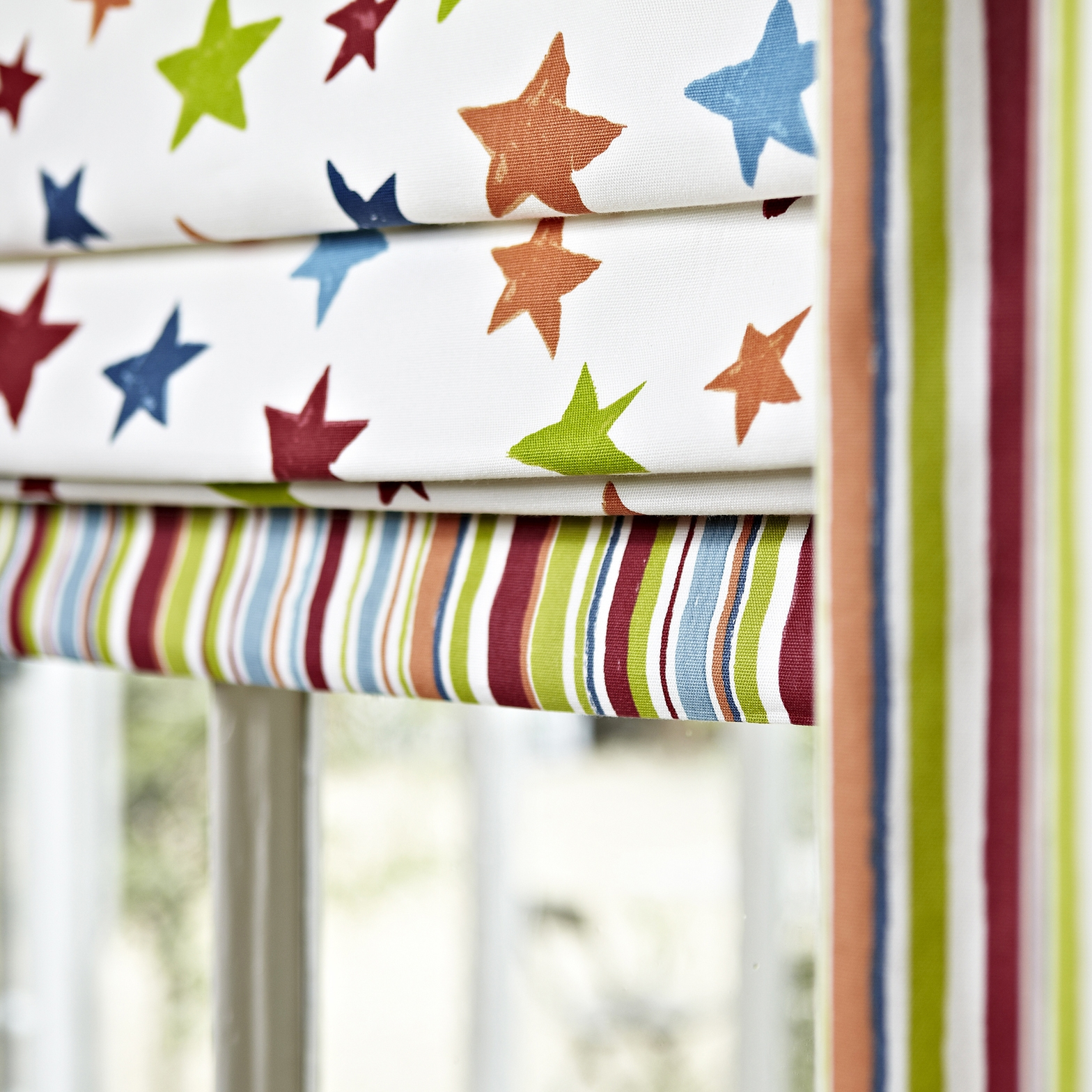 Childrens Blinds Norwich Sunblinds Within Kids Roman Blinds (Image 2 of 15)